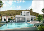 Javea New Build Modern 3 Bedroom Property for Sale