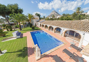 Javea 6 Bedroom Property for Sale Old Town