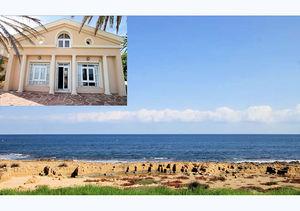 Javea 7 Bedroom Sea Front Villa for Sale