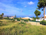 Sea View Building Plot for Sale in Javea
