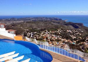 Benitachell Cumbre del Sol 3 Bedroom Apartment for Sale