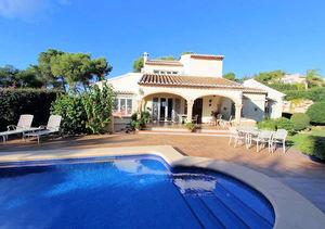 Javea 5 Bedroom Villa for Sale