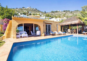Javea Puchol Sea View Property for Sale
