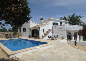 Finca Style Property for Sale in Gata de Gorgos