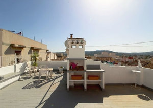 Javea Old Town 4 Bedroom Townhouse for Sale