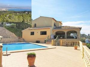 Javea 6 Bedroom Sea View Property for Sale