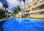 Javea Port Ground Floor Apartment for Sale with Private Garden