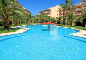 Javea Arenal 2 Bedroom Apartment for Sale