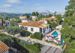 Javea Sea View Villa for Sale Balcon al Mar