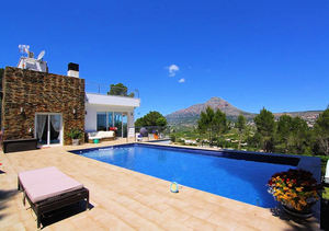 Javea Modern Sea View Villa for Sale