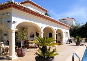 Moraira El Bosque 4 Bedroom Villa for Sale