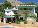 4 Bedroom villa for sale Montgo Javea with guest apartment