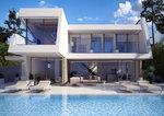 Moraira Sea View New Build Villa for Sale