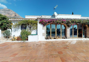 Javea 3 Bedroom Villa for Sale Montgo Valls