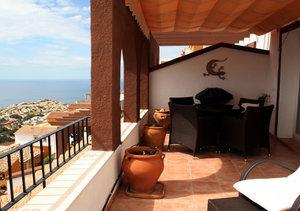 Benitachell Cumbre del Sol 2 Bedroom Sea View Apartment for Sale