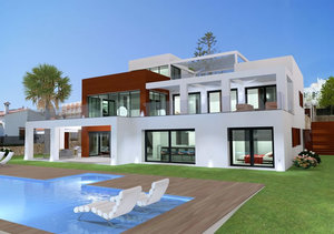 Javea Modern Sea Front Villa for Sale