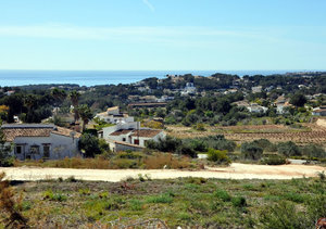 Moraira Sea View Building Plot for Sale