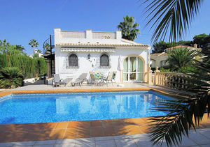Javea Costa Nova 2 Bedroom Villa for Sale