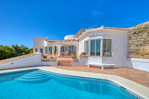 Javea Montgo Sea View Villa for Sale