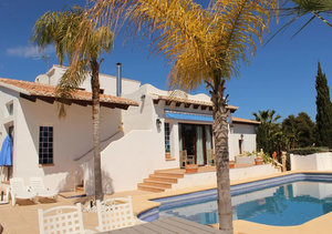 Javea Villa for Sale Balcon al Mar