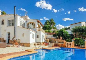 Javea Rafalet 3 Bedroom Property for Sale with Views