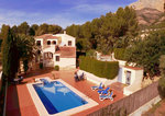 Javea Villa for Sale Montgo on south facing plot