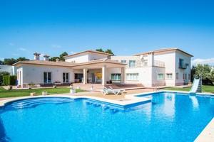 Javea Cap Marti 5 bedroom villa with sea view