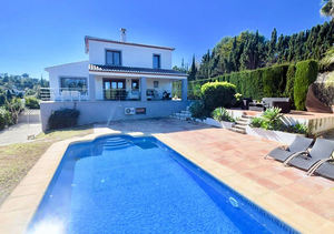 Javea Modern Villa for Sale with Sea Views