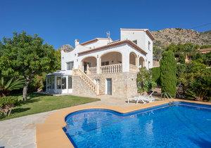 Javea Montgo 4 Bedroom Villa with Guest Apartment for Sale