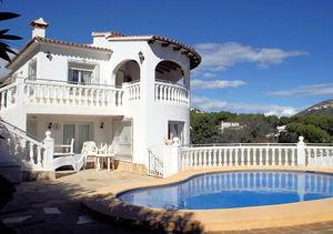Moraira 5 Bedroom Villa for Sale close to El Portet Beach