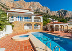 Javea Montgo 7 Bedroom Property for Sale with Valley Views