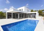 Moraira Modern 3 Bedroom Sea View New Build Villa for Sale