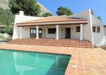 Javea Montgo New Single Level Property for sale