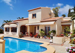 Moraira 3 Bedroom Sea View Property for Sale