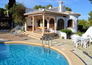 Javea Costa Nova 3 Bedroom Property for Sale on South Facing Plot