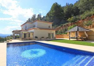 Javea Villa for Sale Montgo