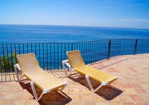 Moraira Sea Front 4 Bedroom Villa for Sale