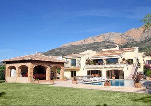 Javea 4 Bedroom Villa for sale