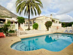 4 bedroom villa for sale on the Montgo in Javea