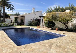 Javea Finca Style Villa for Sale