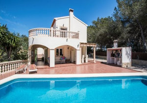 5 Bedroom Property for Sale in Javea