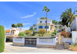Javea Toscal 4 Bedroom Villa for Sale