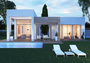 Javea Costa Blanca North New Build Villa for Sale