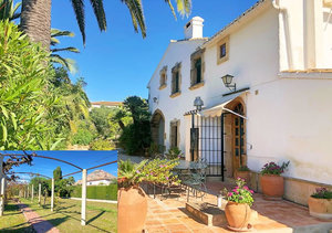 Javea Old Town Finca for Sale