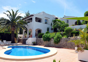 Moraira Benimeit Villa for Sale