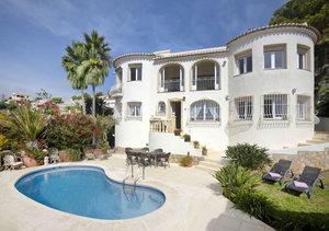 Javea Costa Nova Marina Sea View Property for Sale