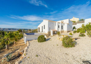 Javea Pinosol Villa for Sale