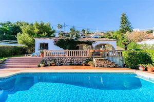 Tosalet Javea 4 Bedroom Villa for Sale