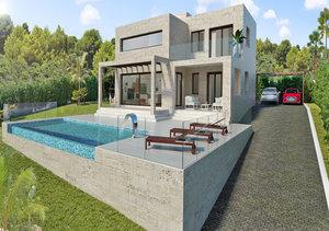 Javea Luxury Sea View Villa for Sale