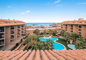 Javea 3 Bedroom Sea View Penthouse for Sale Arenal Beach